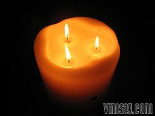 ljus för stämningen