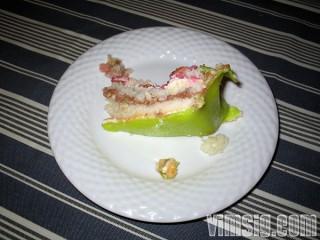 21.50 - äter det sista av tårtan