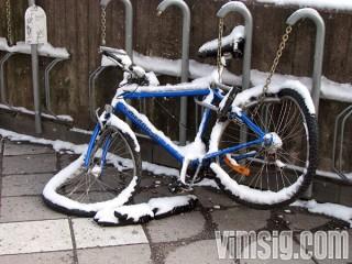 stackars cykel