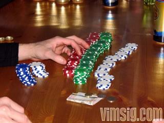 dags att spela poker