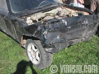 resultat av steket vs bil