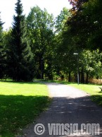 gångväg