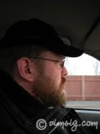 mattias bakom ratten