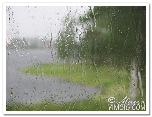 regnar som sjutton