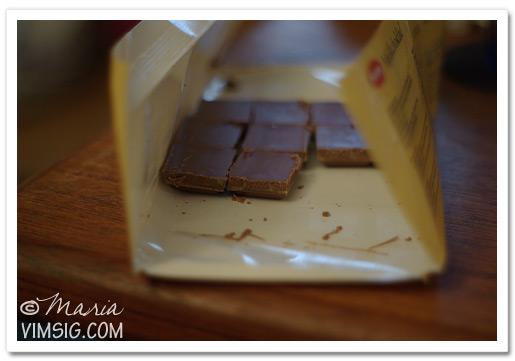 mumsig choklad