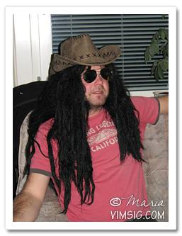 KB tolkades av många som Slash i Guns n' Roses