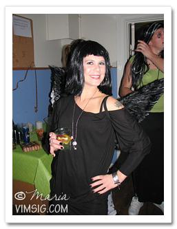 A var svart ängel eller kråka enligt vissa