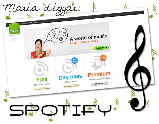 maria diggar spotify