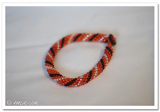 handgjort armband
