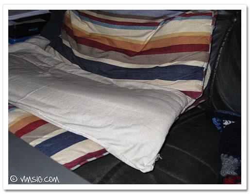 första hjälpen mot hängig soffa