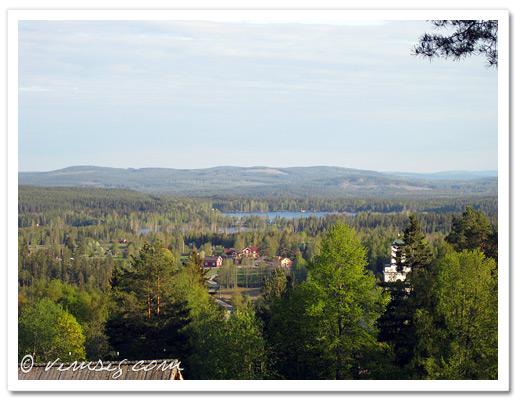 utsikten från dössberget