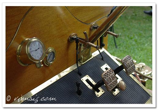 pedalerna var vackrare förr