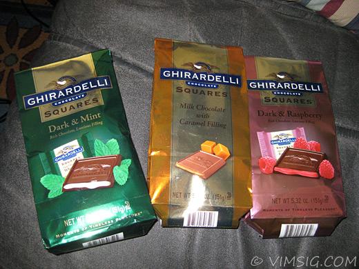 choklad från san francisco