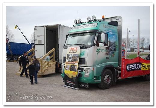 lastbil från älvdalen