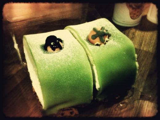 prinsesstårta för trollen