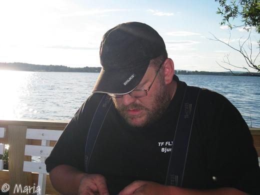 min älskade fiskare