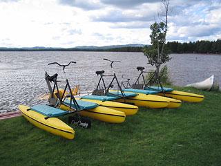 cykelbåtar