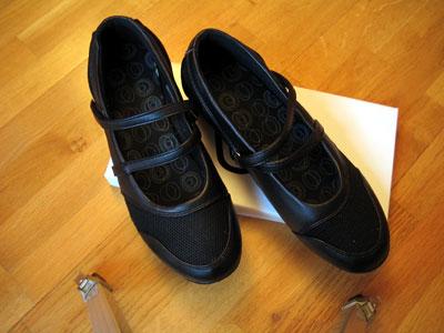 nya skor igen