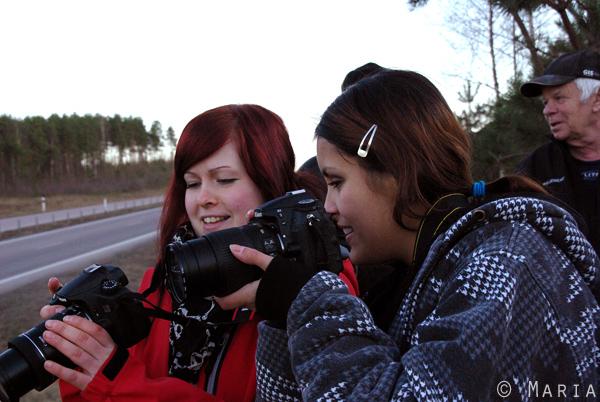 glada fototjejer
