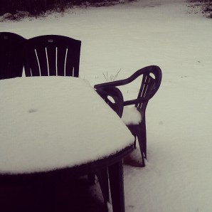 lite mera snö