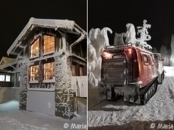 toppstugan på romme alpin