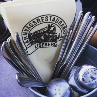 Matdags på Liseberg.